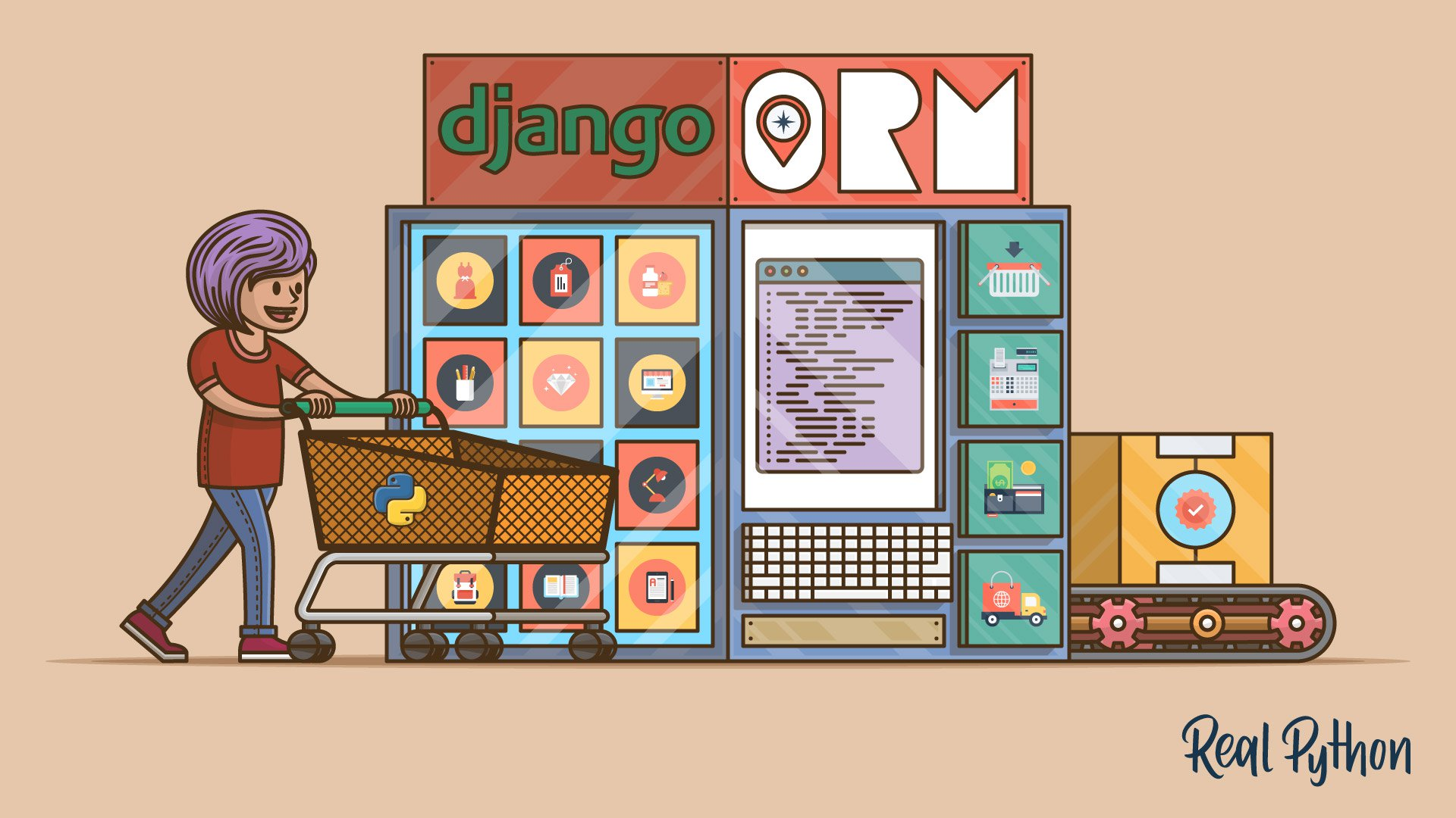 Modeling Polymorphism in Django With Python