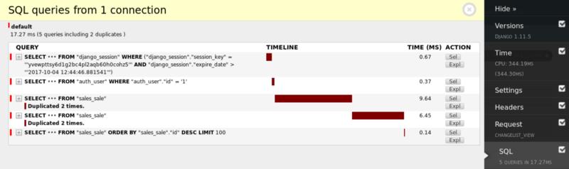 Scaling Django Admin Date Hierarchy | Haki Benita